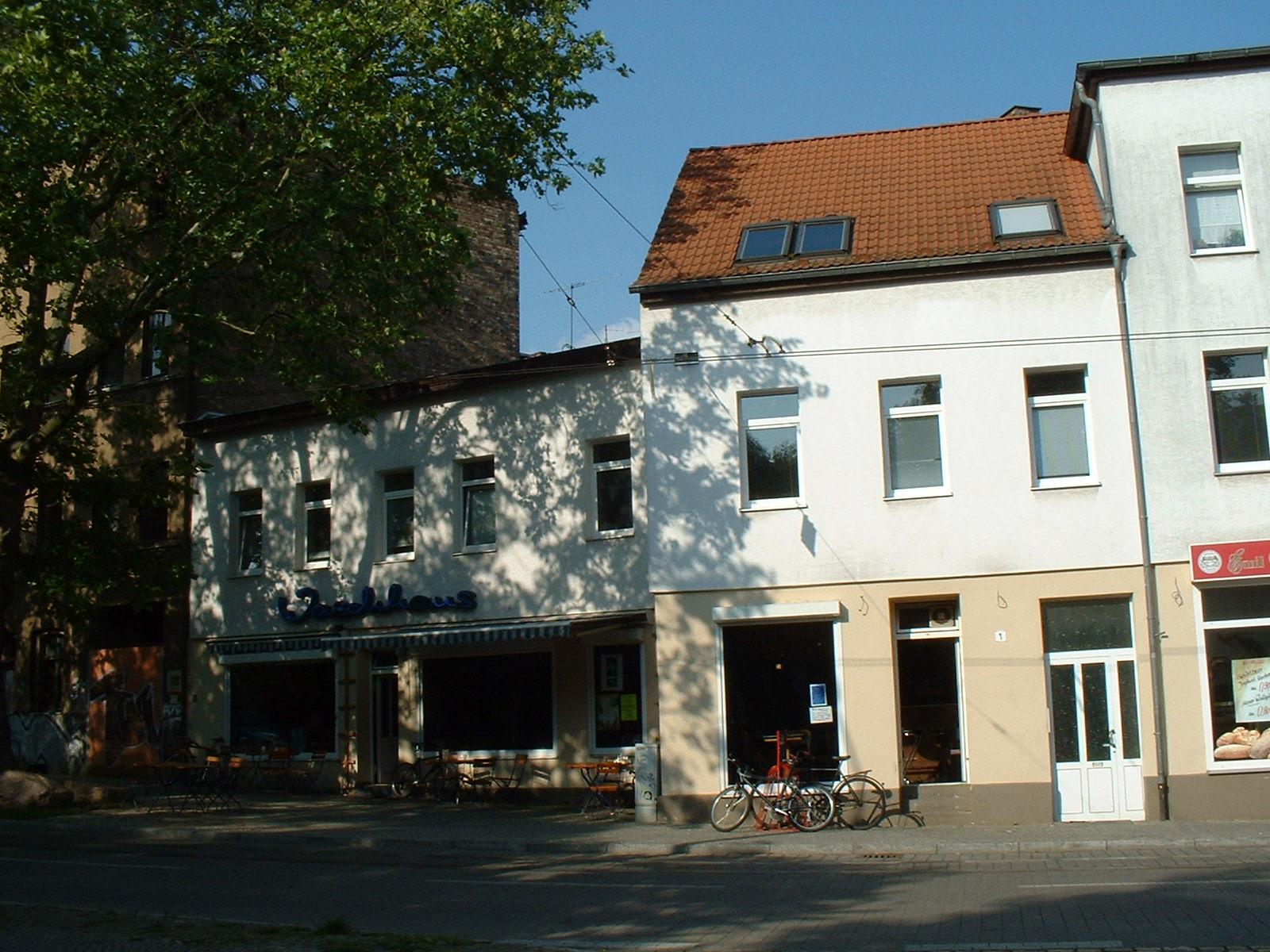 Sb-Waschsalon Halle (Saale)